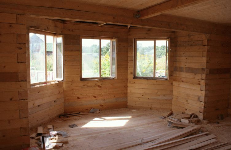 Из чего строить внутренние стены дома – дешево и надежно