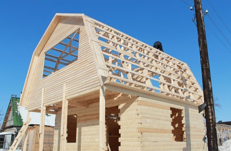 Как построить дом из бруса своими руками пошаговая инструкция с фото