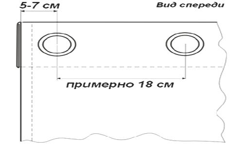 Как сделать кольца на шторы: инструкция, инструменты