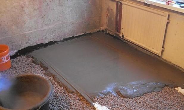 Как утеплить пол под ламинат: материалы, этапы работы