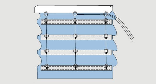 Римские шторы своими руками сшить: инструкция