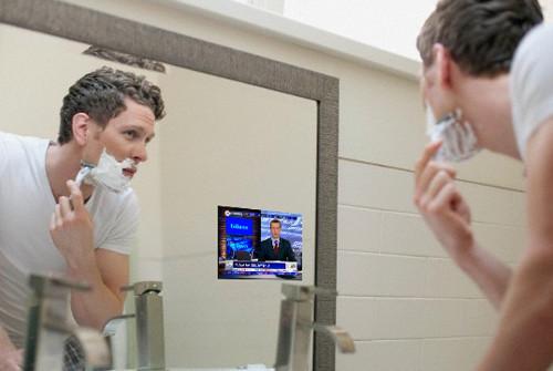 Зеркальные телевизоры: сочетание технологий и дизайна
