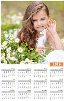 календарь онлайн с фотографией