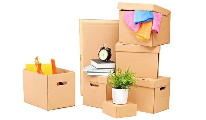 Переезд в другую квартиру без проблем