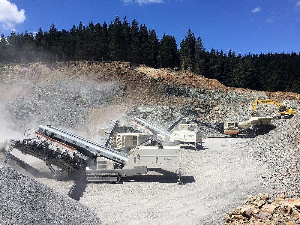 Виды дробилок горного оборудования и особенности их ремонта