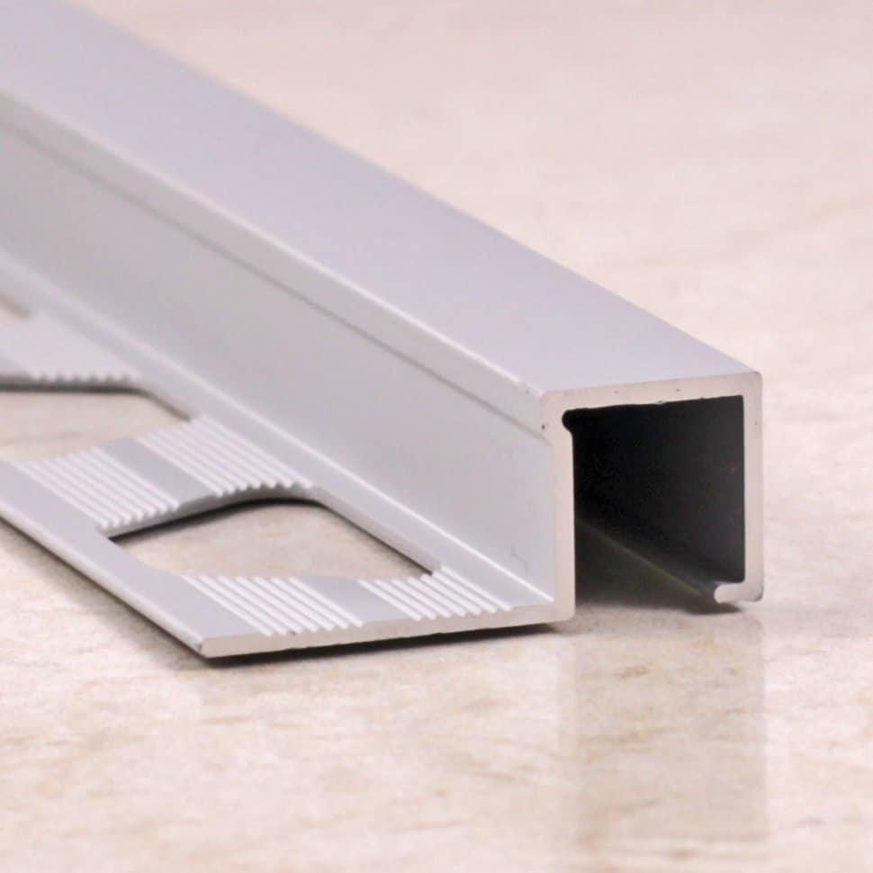 Все про алюминиевый угловой профиль