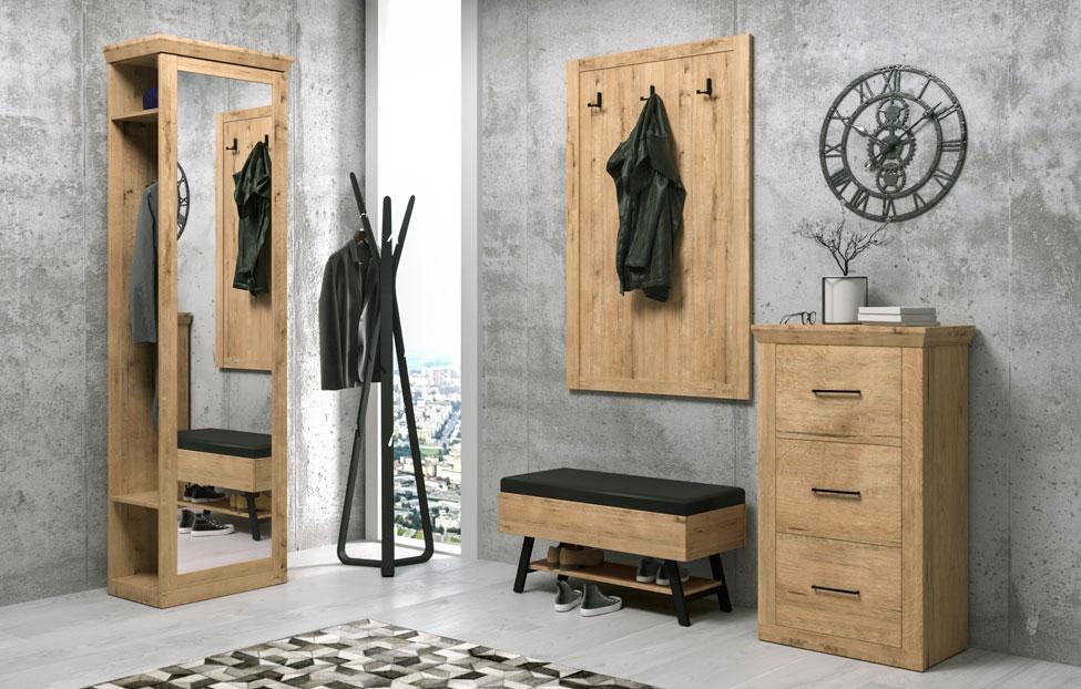Особенности мебели в прихожую