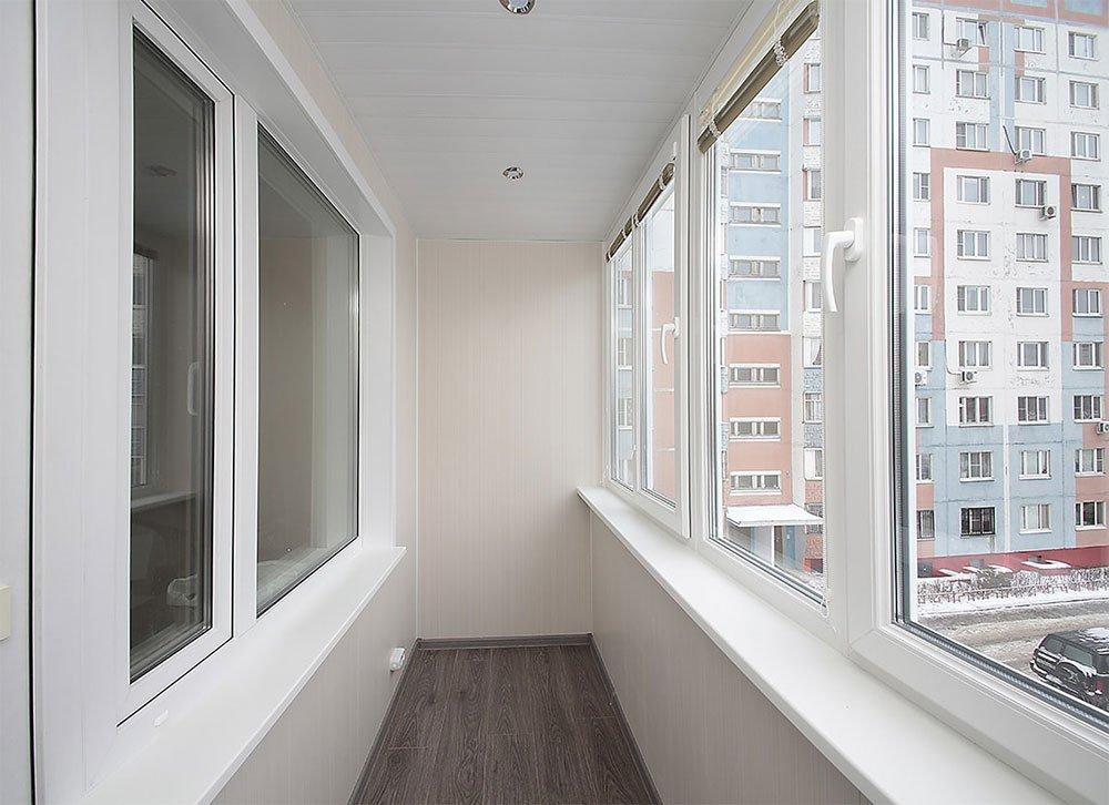 Что такое холодное остекление балкона