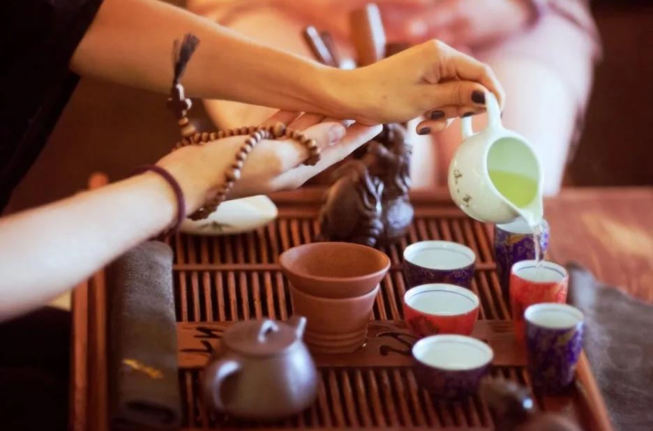 Неоспоримая польза чая и чайной церемонии